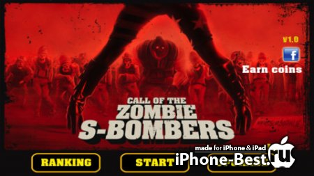 Call of the Zombie Sbombers [1.0] [ipa/iPhone/iPod Touch/iPad]