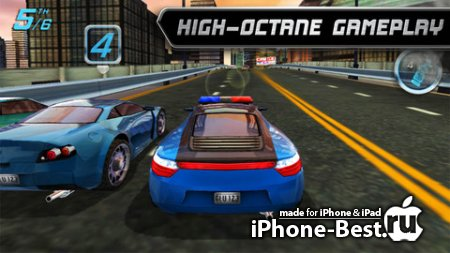 Rogue Racing [2.0.0] [ipa/iPhone/iPod Touch/iPad]