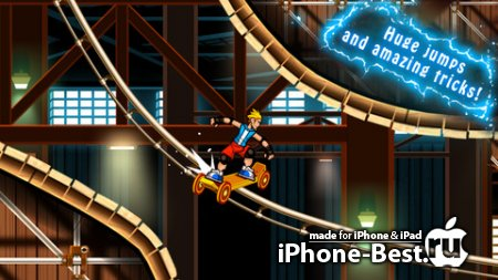 Extreme Skater [1.0.2] [ipa/iPhone/iPod Touch/iPad]