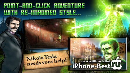 Tesla's Electric Mist [1.0.7] [ipa/iPhone/iPod Touch/iPad]