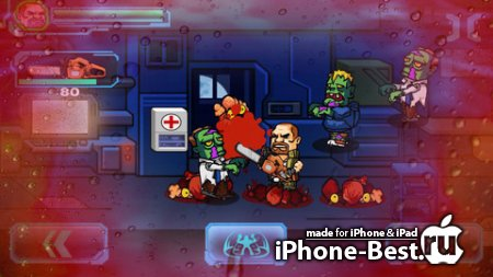Dead Zone HD – The Living Daylights [1.0.3] [ipa/iPhone/iPod Touch/iPad]