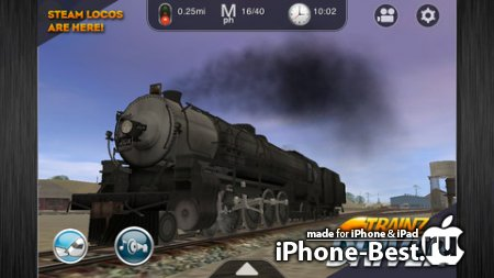 Trainz Driver – train driving game and realistic railroad simulator [1.1.2] [ipa/iPhone/iPod Touch/iPad]