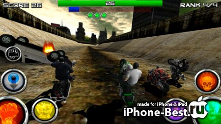 Race, Stunt, Fight 2! FREE [1.12] [ipa/iPhone/iPod Touch/iPad]