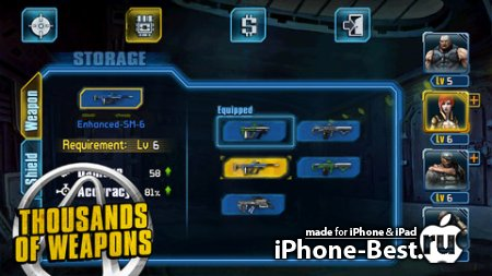 Borderlands Legends [1.1.3] [ipa/iPhone/iPod Touch/iPad]
