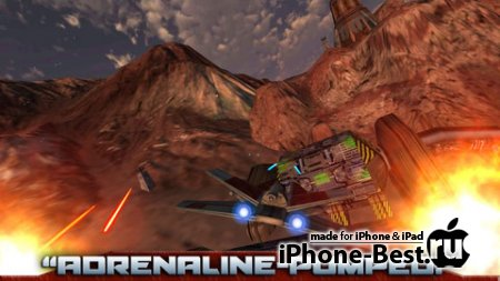 Alpha Squadron [1.4.4] [ipa/iPhone/iPod Touch/iPad]