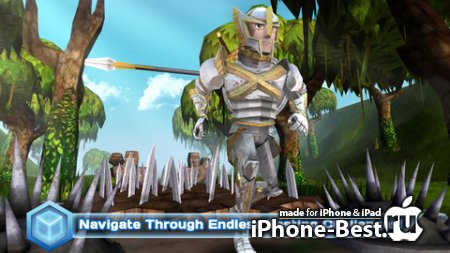 KnightScape [1.1.0] [ipa/iPhone/iPod Touch/iPad]