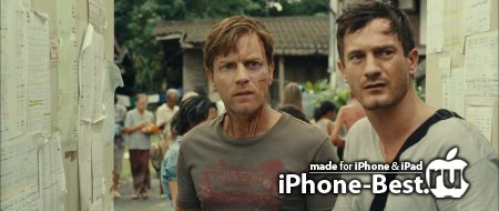 Невозможное / Lo imposible [2012/HDRip/mp4/iPhone/iPod/iPad]