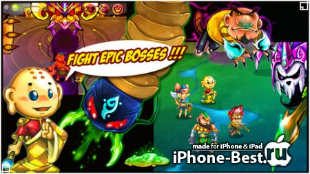 West Legends [1.01] [ipa/iPhone/iPod Touch/iPad]