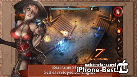 Elements Defender [1.13] [ipa/iPhone/iPod Touch/iPad]