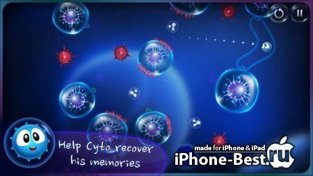 Cyto's Puzzle Adventure [1.1] [ipa/iPhone/iPod Touch/iPad]