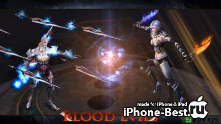 Blood Evils [1.1.2] [ipa/iPhone/iPod Touch/iPad]