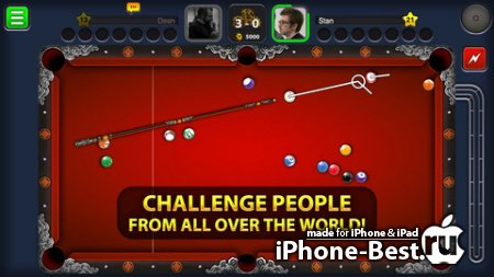 8 Ball Pool™ [1.1] [ipa/iPhone/iPod Touch/iPad]