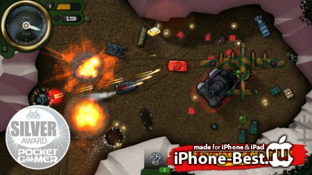 iBomber Attack [1.5] [ipa/iPhone/iPod Touch/iPad]