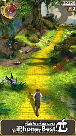 Temple Run: Oz [1.6.1] [ipa/iPhone/iPod Touch/iPad]