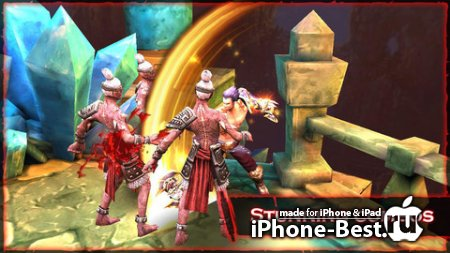 The Gods: Uprising [1.1] [ipa/iPhone/iPod Touch/iPad]