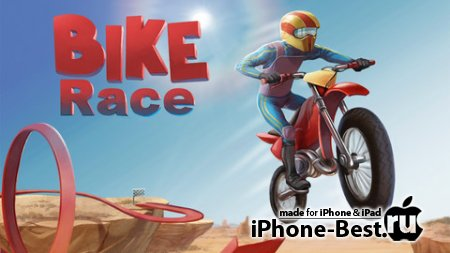 Bike Race Pro [4.0] [ipa/iPhone/iPod Touch/iPad]