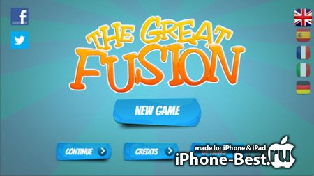 The Great Fusion [1.8.1] [ipa/iPhone/iPod Touch/iPad]