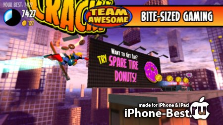 Team Awesome [1.0.3] [ipa/iPhone/iPod Touch/iPad]