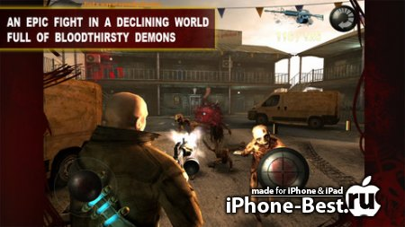 Journey to Hell [1.1] [ipa/iPhone/iPod Touch/iPad]