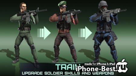 Rivals at War [1.2] [ipa/iPhone/iPod Touch/iPad]