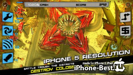 Anomaly Warzone Earth [1.3] [ipa/iPhone/iPod Touch]