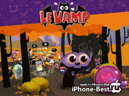 Le Vamp [1.0.5] [ipa/iPhone/iPod Touch/iPad]