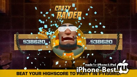 Crazy Raider [1.2] [ipa/iPhone/iPod Touch/iPad]