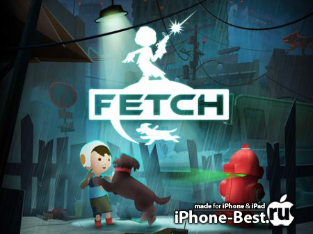Fetch™ [1.0.0] [ipa/iPad]