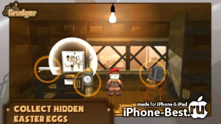 Grudger [1.0.3] [ipa/iPhone/iPod Touch/iPad]