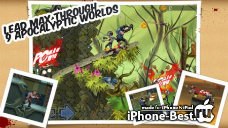 Apocalypse Max: Better Dead Than Undead [1.4] [ipa/iPhone/iPod Touch/iPad]