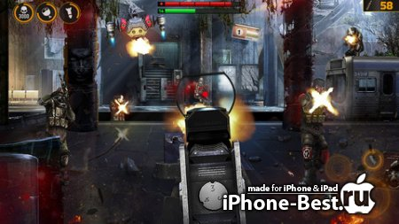 Overkill 2 [1.1] [ipa/iPhone/iPod Touch/iPad]