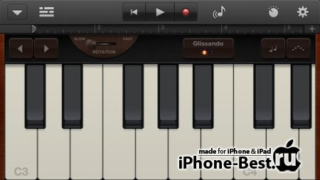 GarageBand [1.4.1] [ipa/iPhone/iPod Touch/iPad]