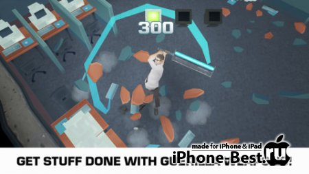 Smash the Office [1.0] [ipa/iPhone/iPod Touch/iPad]