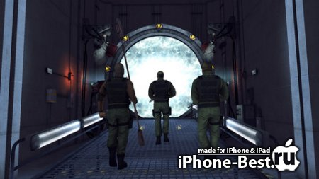 Stargate SG-1: Unleashed Ep 1 [1.0.3] [ipa/iPhone/iPod Touch/iPad]