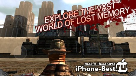 Lost Memory.[1.0.0] [ipa/iPhone/iPod Touch]
