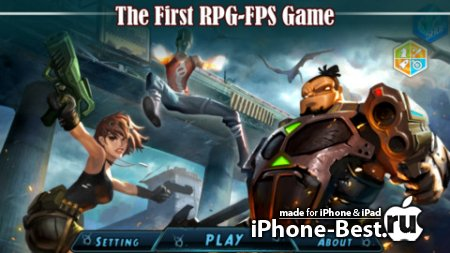 Star Warfare: Black Dawn [1.0] [ipa/iPhone/iPod Touch/iPad]
