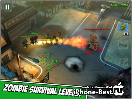 Tiny Troopers 2: Special Ops [1.1.0] [ipa/iPhone/iPod Touch/iPad]
