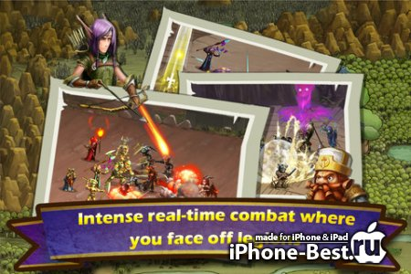 Mercenary [1.1.5] [ipa/iPhone/iPod Touch/iPad]