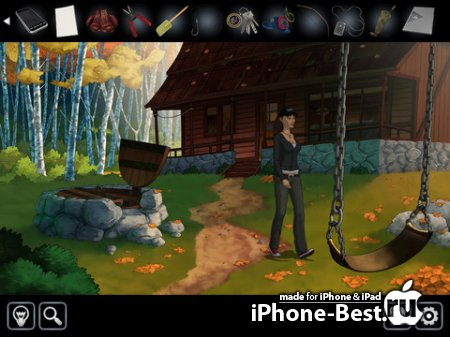 Runaway: A Twist of Fate – Part 1 [1.0] [ipa/iPhone/iPod Touch/iPad]