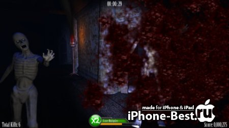 Zombonic [1.7] [ipa/iPhone/iPod Touch]