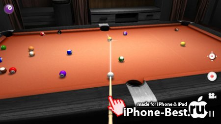 Real Pool 3D [1.0.1] [ipa/iPhone/iPod Touch/iPad]