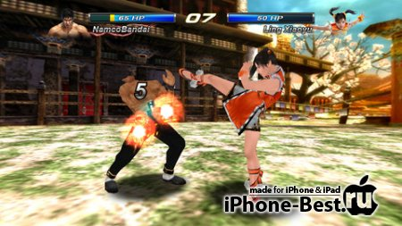 Tekken Card Tournament [1.0.30] [ipa/iPhone/iPod Touch/iPad]