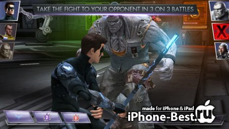 Injustice: Gods Among Us [1.0.8] [ipa/iPhone/iPod Touch/iPad]