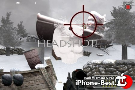 Arctic Combat Rivals HD – Assassins At War (Full Version) [1.0] [ipa/iPhone/iPod Touch/iPad]