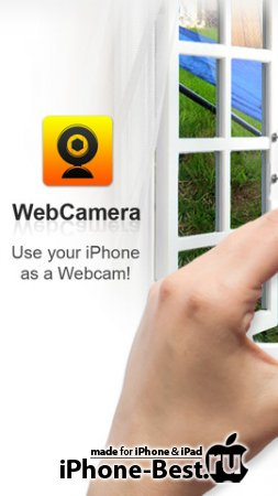 Webcamera [2.6] [ipa/iPhone/iPod Touch/iPad]