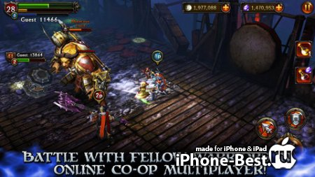 Eternity Warriors 2 [3.1.0] [ipa/iPhone/iPod Touch/iPad]