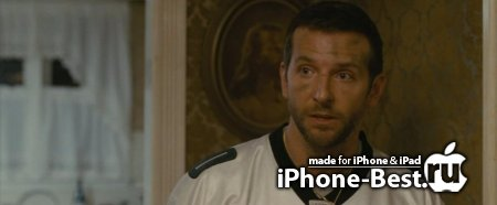 Мой парень - псих / Silver Linings Playbook [2013/DVDRip/iPhone/iPod Touch/iPad]