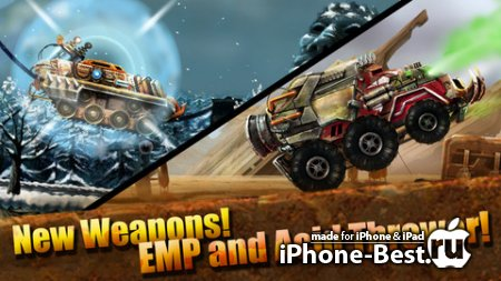 Road Warrior Multiplayer Racing – by Top Free Apps and Games [1.4.2] [ipa/iPhone/iPod Touch/iPad]