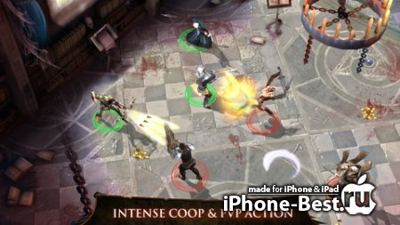 Dungeon Hunter 4 [1.0.1] [ipa/iPhone/iPod Touch/iPad]
