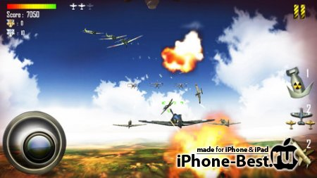 Raiden Fighter 1942 [1.01] [ipa/iPhone/iPod Touch/iPad]